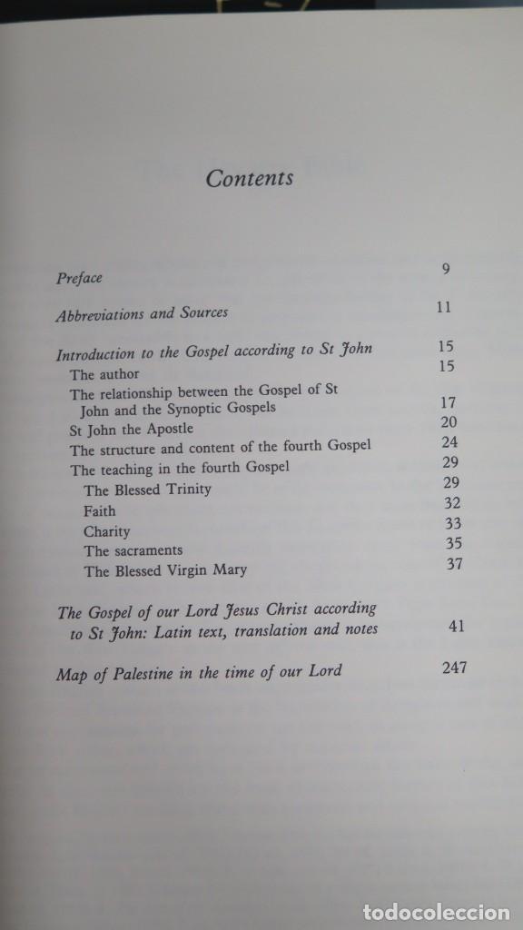 Libros de segunda mano: THE NAVARRE BIBLE ST. JOHN - Foto 2 - 194966850