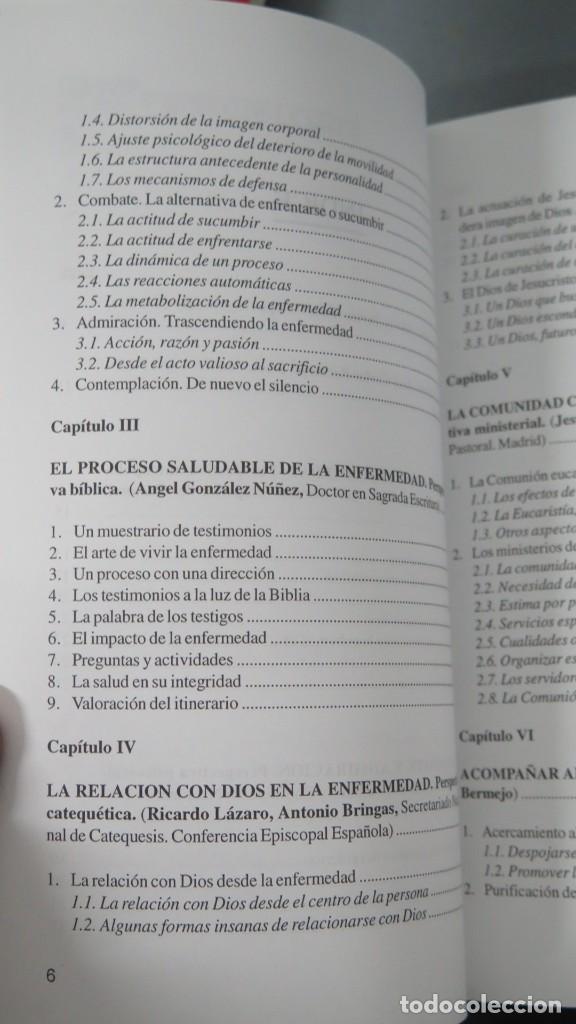 Libros de segunda mano: VIVIR SANAMENTE EL SUFRIMIENTO. CONFERENCIA EPISCOPAL ESPAÑOLA - Foto 3 - 194967618