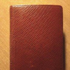 Libros de segunda mano: MINIATURA LA IMITACIÓN DE CRISTO + LA SANTA MISA Y OTRAS DEVOCIONES, EDITORIAL REGINA, 1949. Lote 194970937