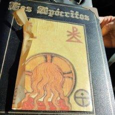 Libros de segunda mano: LOS APÓCRIFOS Y OTROS LIBROS PROHIBIDOS. JOSÉ MARÍA KAYDEDA, GRUPO LBRO 88, MADRID 1992. Lote 195009398