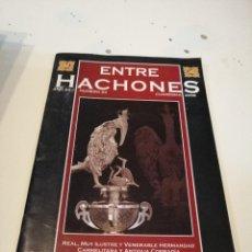 Libros de segunda mano: G-KUKI84 REVISTA SEMANA SANTA CUARESMA 2008 ENTRE HACHONES . Lote 195035091
