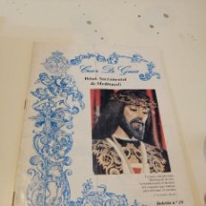 Libros de segunda mano: G-KUKI84 REVISTA SEMANA SANTA CRUZ DE GUIA MEDINACELI . Lote 195035940