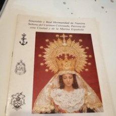Libros de segunda mano: G-KUKI84 REVISTA SEMANA SANTA BOLETIN INFORMATIVO DEL AÑO SANTO MARIANO 1987 1988. Lote 195037273