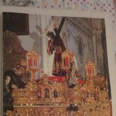 Libros de segunda mano: JOSE LERIDA Y VARGAS.PRIMER PREGON HERMANAD DE LOS GITANOS.SAN ROMAN.SEVILLA 1986.DEDICATORIA. Lote 195040572