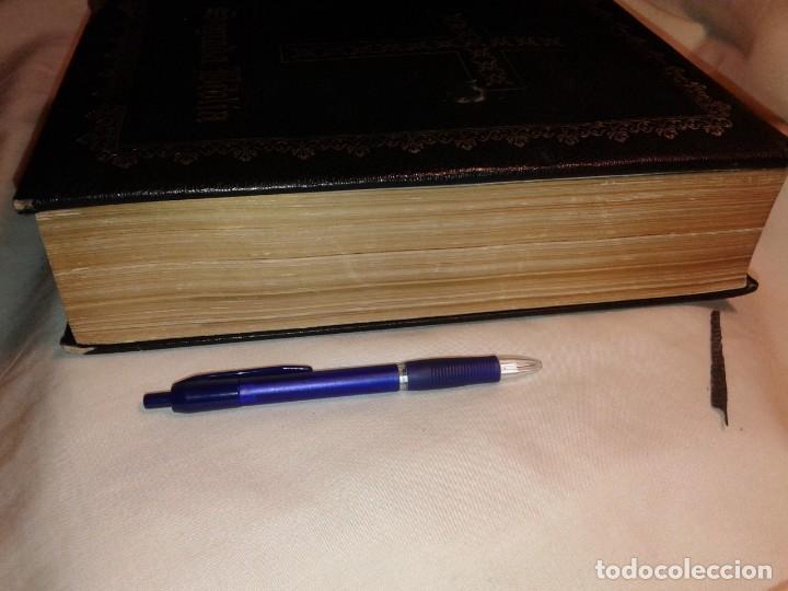 Libros de segunda mano: LA SAGRADA BIBLIA, FELIX TORRES AMAT, Pesa 3 kg - Foto 6 - 195050016