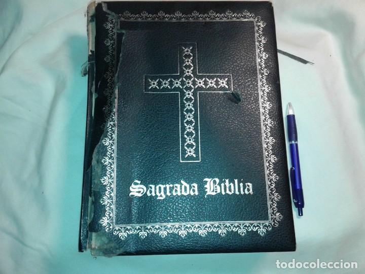 Libros de segunda mano: LA SAGRADA BIBLIA, FELIX TORRES AMAT, Pesa 3 kg - Foto 7 - 195050016