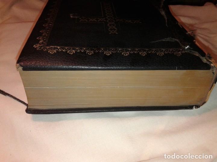 Libros de segunda mano: LA SAGRADA BIBLIA, FELIX TORRES AMAT, Pesa 3 kg - Foto 14 - 195050016