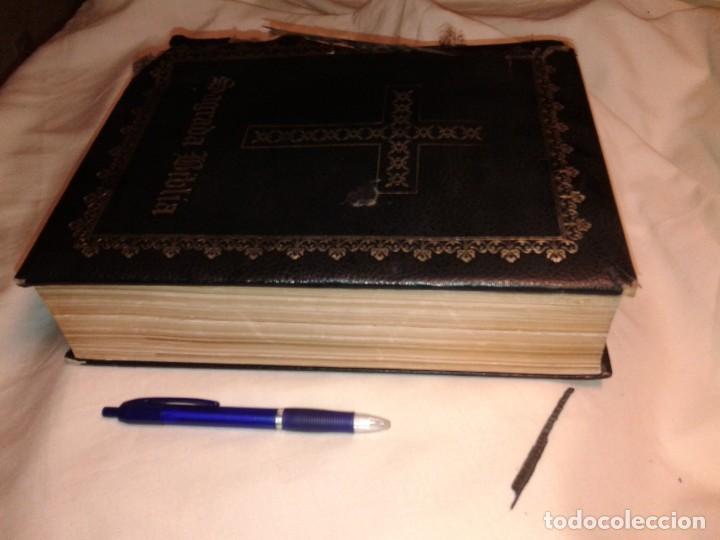 Libros de segunda mano: LA SAGRADA BIBLIA, FELIX TORRES AMAT, Pesa 3 kg - Foto 15 - 195050016