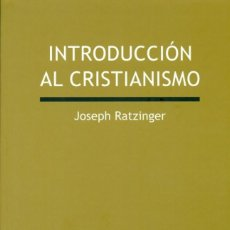 Libros de segunda mano: INTRODUCCION AL CRISTIANISMO. Lote 195067436