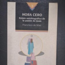 Libros de segunda mano: HORA CERO. Lote 195067700
