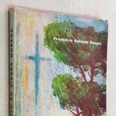Libros de segunda mano: AÑO SANTO EN SIERRA MORENA - CALZADO GÓMEZ, FRANCISCO. Lote 195178621