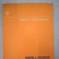 Libros de segunda mano: CATECISMO CRISTOLOGICO. Lote 195189445
