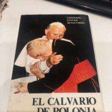 Libros de segunda mano: EL CALVARIO DE POLONIA. Lote 195235992