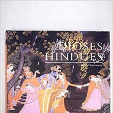 Libros de segunda mano: DIOSES HINDUES. Lote 195238845