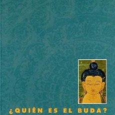 Libros de segunda mano: QUIEN ES EL BUDA. SANGHARAKSHITA. Lote 195238940
