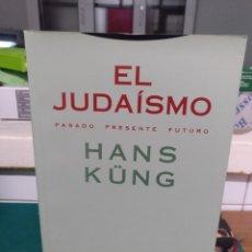 Libros de segunda mano: HANS KÜHG. EL JUDAÍSMO. TROTTA 1993. Lote 195241125