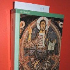 Libros de segunda mano: SEÑOR Y CRISTO. SAYES, JOSE ANTONIO. ED. EDICIONES UNIVERSIDAD DE NAVARRA. NAVARRA 1995. Lote 195260946