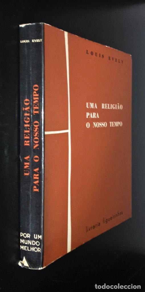 Libros de segunda mano: Uma Religião para o Nosso Tempo de Louis Evely - Foto 4 - 195338362