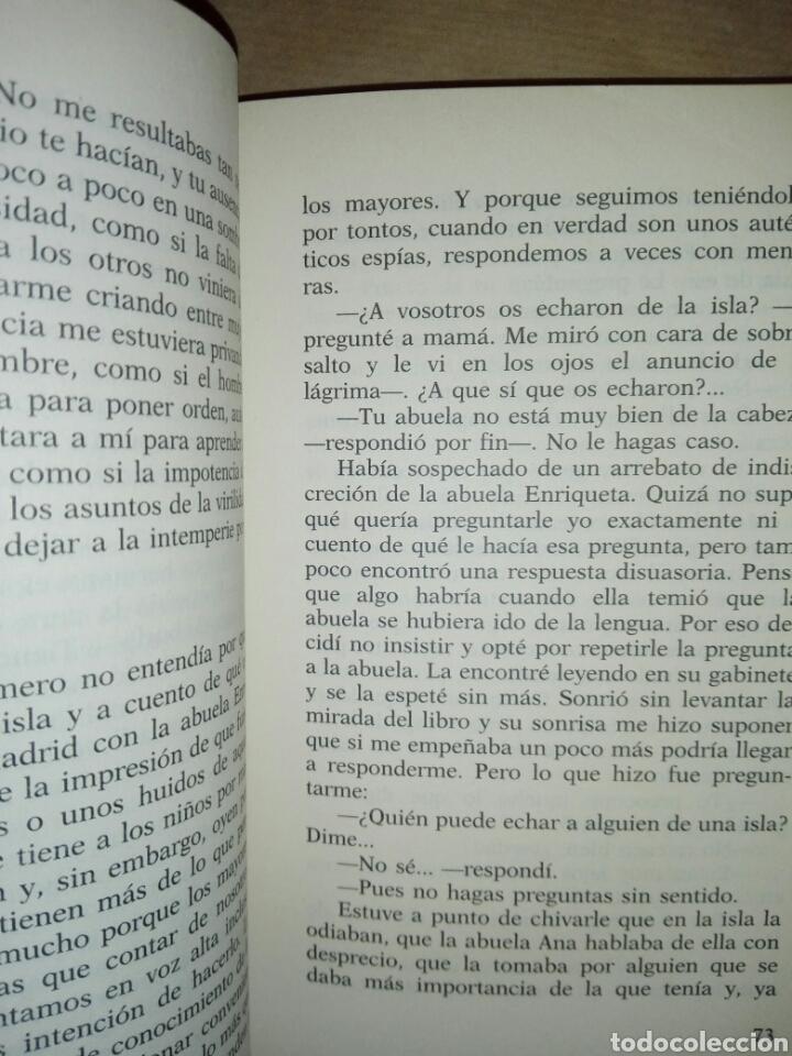 Libros de segunda mano: NO ESTABAS EN EL CIELO...1999 - Foto 6 - 195339641