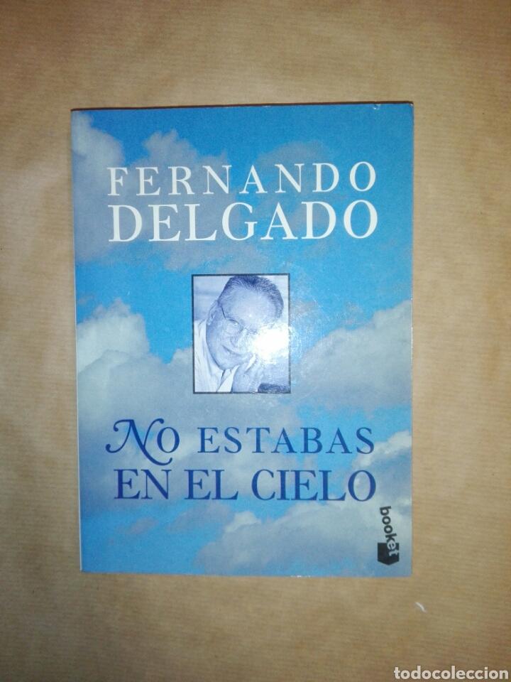 NO ESTABAS EN EL CIELO...1999 (Libros de Segunda Mano - Religión)