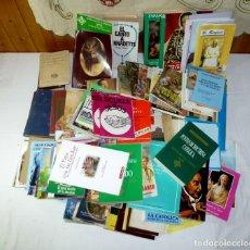 Libros de segunda mano: LOTE DE 113 LIBROS Y LIBRITOS RELIGIOSOS. Lote 195345252
