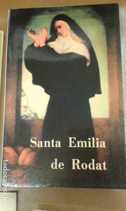 Libros de segunda mano: LOTE SOBRE SANTA EMILIA DE RODAT (6 unidades en total ver descripción) - Foto 2 - 195378653