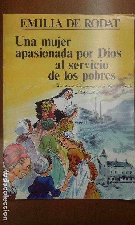 Libros de segunda mano: LOTE SOBRE SANTA EMILIA DE RODAT (6 unidades en total ver descripción) - Foto 4 - 195378653