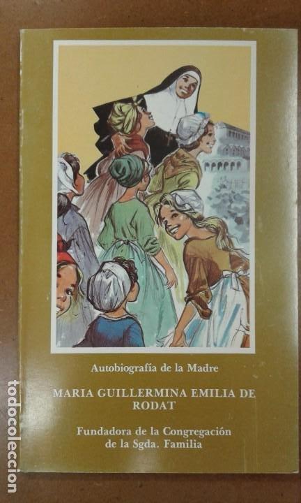 Libros de segunda mano: LOTE SOBRE SANTA EMILIA DE RODAT (6 unidades en total ver descripción) - Foto 5 - 195378653
