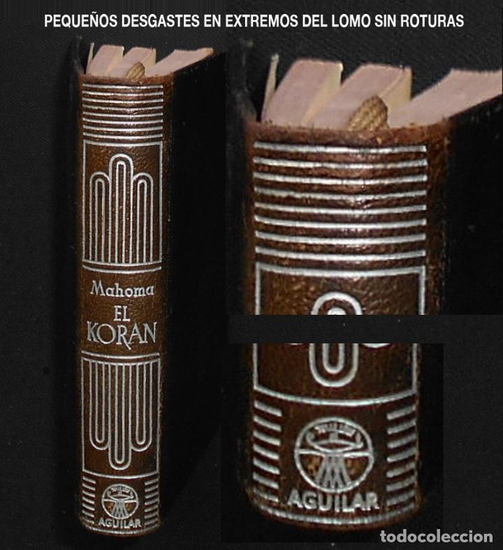 Libros de segunda mano: PCBROS - KORAN - VERSIÓN LITERAL E INTEGRAL - AGUILAR - COL. CRISOL Nº 310 - ED. - 2ª.- 1954 - Foto 2 - 195391060
