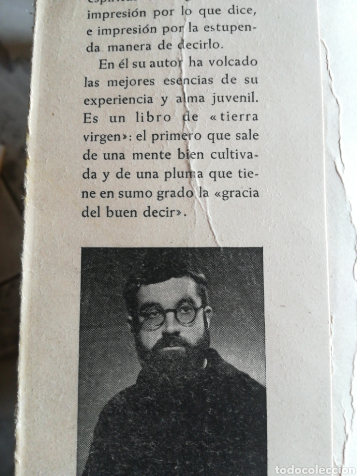 Libros de segunda mano: Temporas de Primavera Eusebio García de Pesquera 1957 DEDICADO - Foto 3 - 195391647