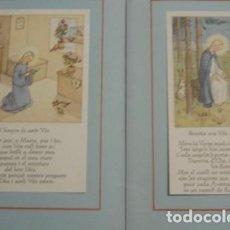 Libros de segunda mano: AVE MARIA - LIBRITO CON 8 PAGINAS - PORTAL DEL COL·LECCIONISTA *****. Lote 195400013