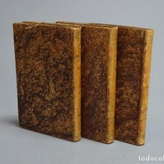 Libros de segunda mano: DE LA INTRODUCCIÓN DEL SÍMBOLO DE LA FE - FR. LUIS DE GRANADA - 3 VOLÚMENES - BARCELONA 1877. Lote 195402895