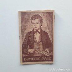 Libros de segunda mano: EL VENERABLE SIERVO DE DIOS DOMINGO SAVIO (LIBRETO). Lote 195419388