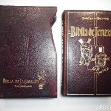 Libros de segunda mano: BIBLIA DE JERUSALÉN Y99020T. Lote 195471995