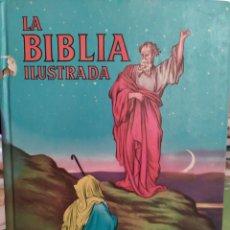 Libros de segunda mano: BIBLIA ILUSTRADA 1972. Lote 195475575