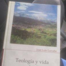 Libros de segunda mano: TEOLOGÍA Y VIDA A MODO DE MEMORIAS. Lote 195479876