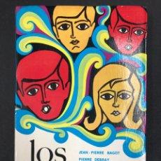 Libros de segunda mano: LOS JOVENES Y DIOS - J.P BAGOT Y P. DEBRAY - EDICIONES SIGUEME 1969. Lote 195501338