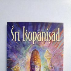 Libros de segunda mano: SRI ISOPANISAD (EN INGLÉS). Lote 195544051