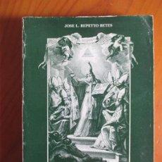 Libros de segunda mano: ANDALUCÍA,TIERRA DE SANTOS.CENTRO DE ESTUDIOS HISTÓRICOS JEREZANOS.1983.JEREZ.JOSE LUIS REPETTO . Lote 196263453