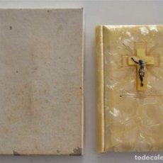 Libros de segunda mano: LIBRO DE COMUNIÓN MI ÁNGEL TUTELAR, DEVOCIONARIO PARA NIÑOS - RDO. F. DE P. BALDELLÓ - AÑO 1959. Lote 197124320