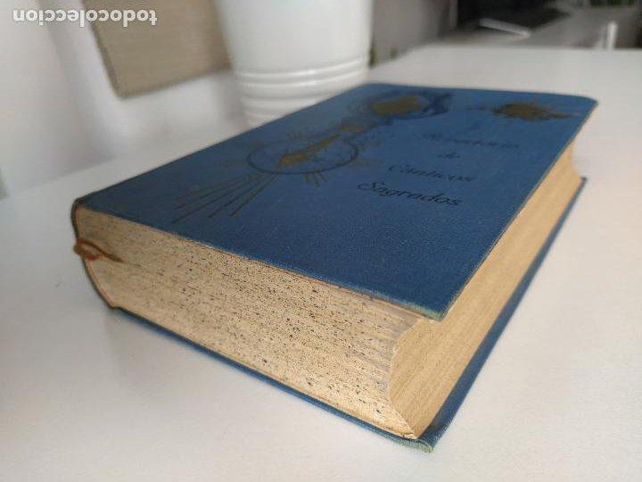 Libros de segunda mano: REPERTORIO DE CANTICOS SAGRADOS - JOSÉ GONZALEZ ALONSO - EDITORIAL COCULSA 1954 7ª EDICIÓN - Foto 4 - 197833812