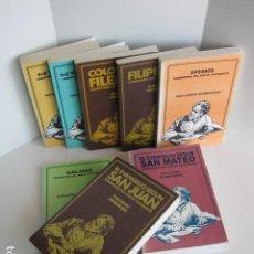 Libros de segunda mano: COMENTARIO DEL NUEVO TESTAMENTO. GUILLERMO HENDRIKSEN. SAN JUAN, MATEO, GALATAS, EFESIOS, FILIPENSES. Lote 200036688