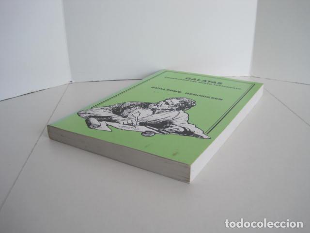 Libros de segunda mano: COMENTARIO DEL NUEVO TESTAMENTO. GUILLERMO HENDRIKSEN. SAN JUAN, MATEO, GALATAS, EFESIOS, FILIPENSES - Foto 19 - 200036688