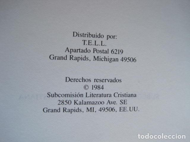Libros de segunda mano: COMENTARIO DEL NUEVO TESTAMENTO. GUILLERMO HENDRIKSEN. SAN JUAN, MATEO, GALATAS, EFESIOS, FILIPENSES - Foto 22 - 200036688