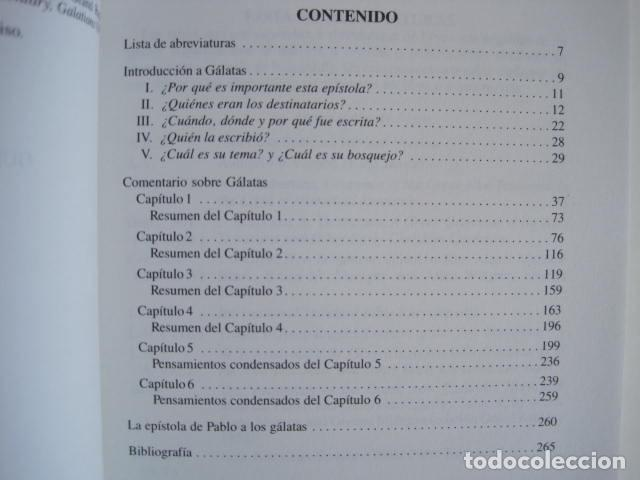 Libros de segunda mano: COMENTARIO DEL NUEVO TESTAMENTO. GUILLERMO HENDRIKSEN. SAN JUAN, MATEO, GALATAS, EFESIOS, FILIPENSES - Foto 23 - 200036688