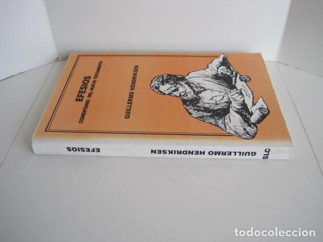 Libros de segunda mano: COMENTARIO DEL NUEVO TESTAMENTO. GUILLERMO HENDRIKSEN. SAN JUAN, MATEO, GALATAS, EFESIOS, FILIPENSES - Foto 25 - 200036688