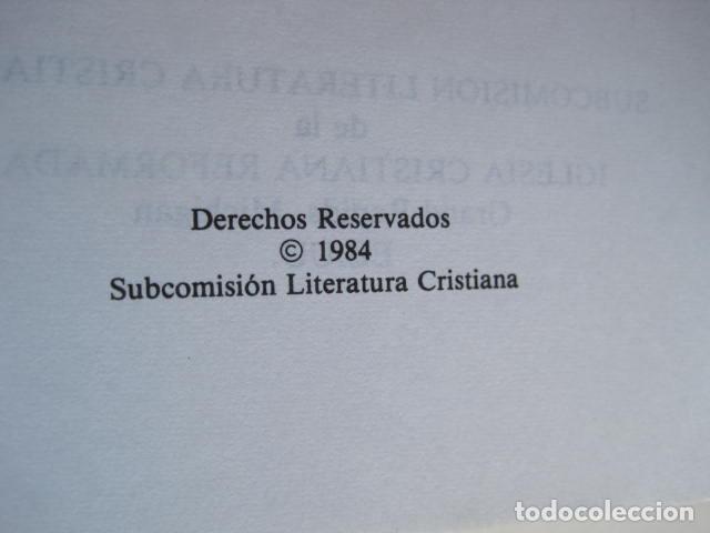 Libros de segunda mano: COMENTARIO DEL NUEVO TESTAMENTO. GUILLERMO HENDRIKSEN. SAN JUAN, MATEO, GALATAS, EFESIOS, FILIPENSES - Foto 29 - 200036688
