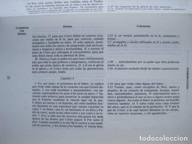 Libros de segunda mano: COMENTARIO DEL NUEVO TESTAMENTO. GUILLERMO HENDRIKSEN. SAN JUAN, MATEO, GALATAS, EFESIOS, FILIPENSES - Foto 31 - 200036688