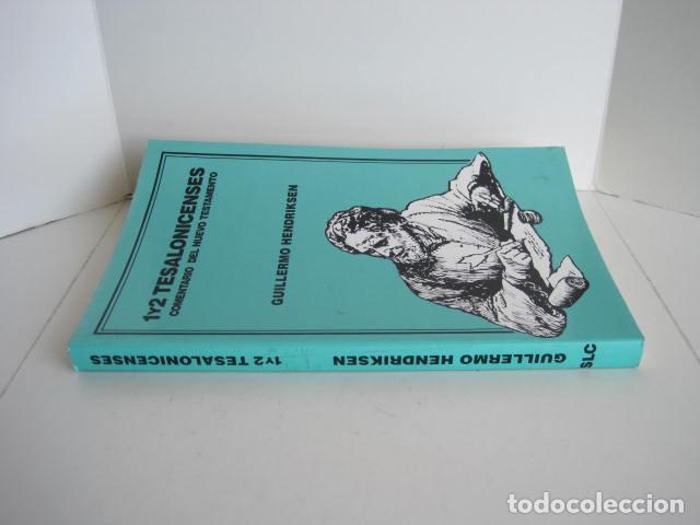 Libros de segunda mano: COMENTARIO DEL NUEVO TESTAMENTO. GUILLERMO HENDRIKSEN. SAN JUAN, MATEO, GALATAS, EFESIOS, FILIPENSES - Foto 42 - 200036688