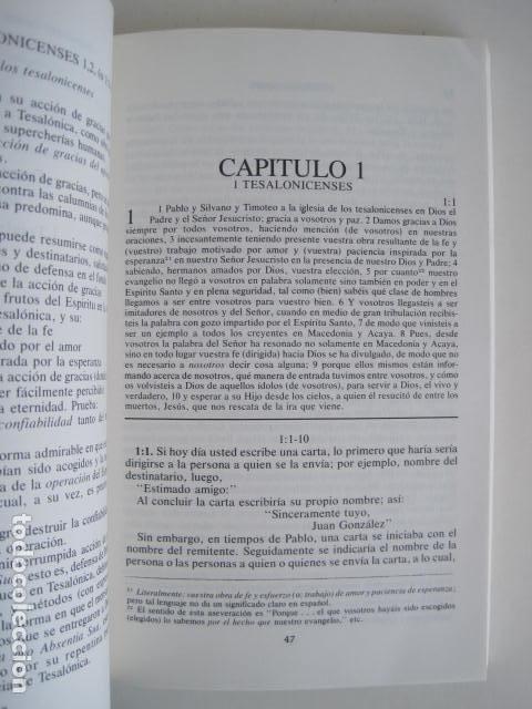 Libros de segunda mano: COMENTARIO DEL NUEVO TESTAMENTO. GUILLERMO HENDRIKSEN. SAN JUAN, MATEO, GALATAS, EFESIOS, FILIPENSES - Foto 48 - 200036688